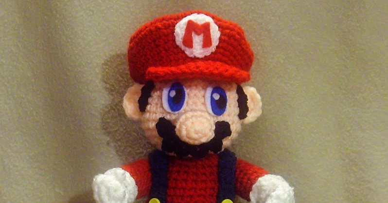 9653915e0b8 WolfDreamer  Mario Plushie