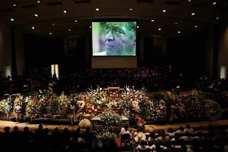 Rons World Music of Love And Hope Home Going Celebration for David POP Winans Sr