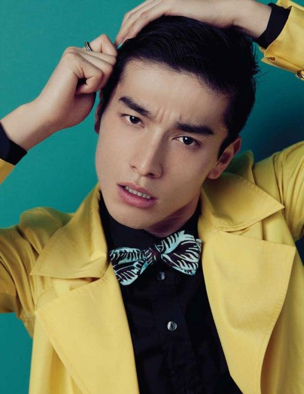 Asian Models Blog Daniel Liu, Daisuke Ueda  Shi-Han Hsiao In Editorial For Indonesia Daman -9291