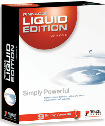 Pinnacle liquid edition pro