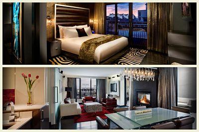 Photos Hard Rock Hotel Black Eyed Peas Suite Top And Platinum Bottom