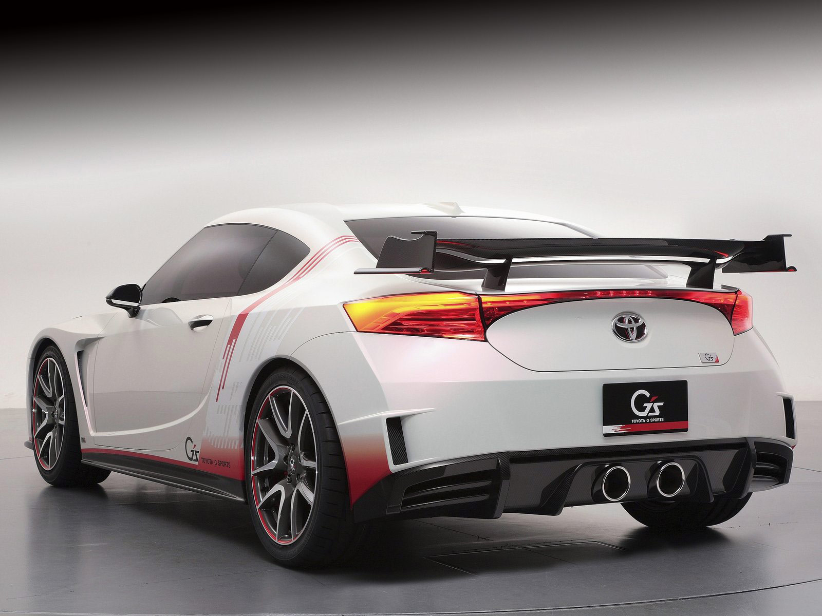 Gambar Mobil TOYOTA FT-86G Sports Concept 2010