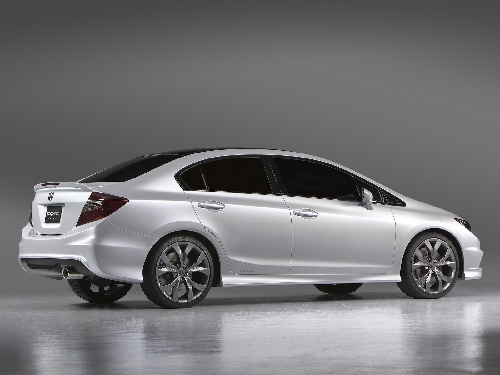 Honda Civic Si 2012 For Sale >> 2011 HONDA Civic Concept car photos | Accident lawyers info.