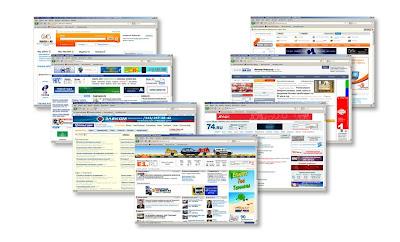 Создание визиток, логотипов, буклетов.  Разработка и создание сайтов.