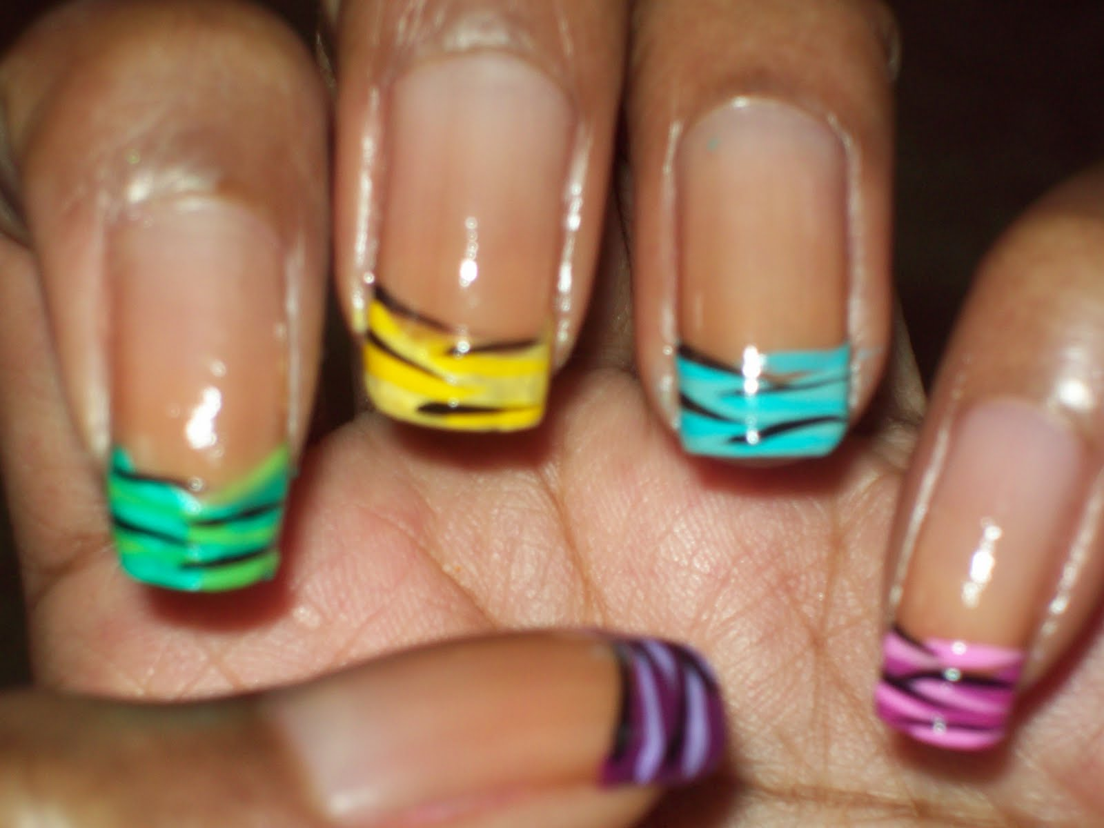 NESHA BLOGS ABOUT BEAUTY AND MORE: RAINBOW BRIGHT COLORFUL ...
