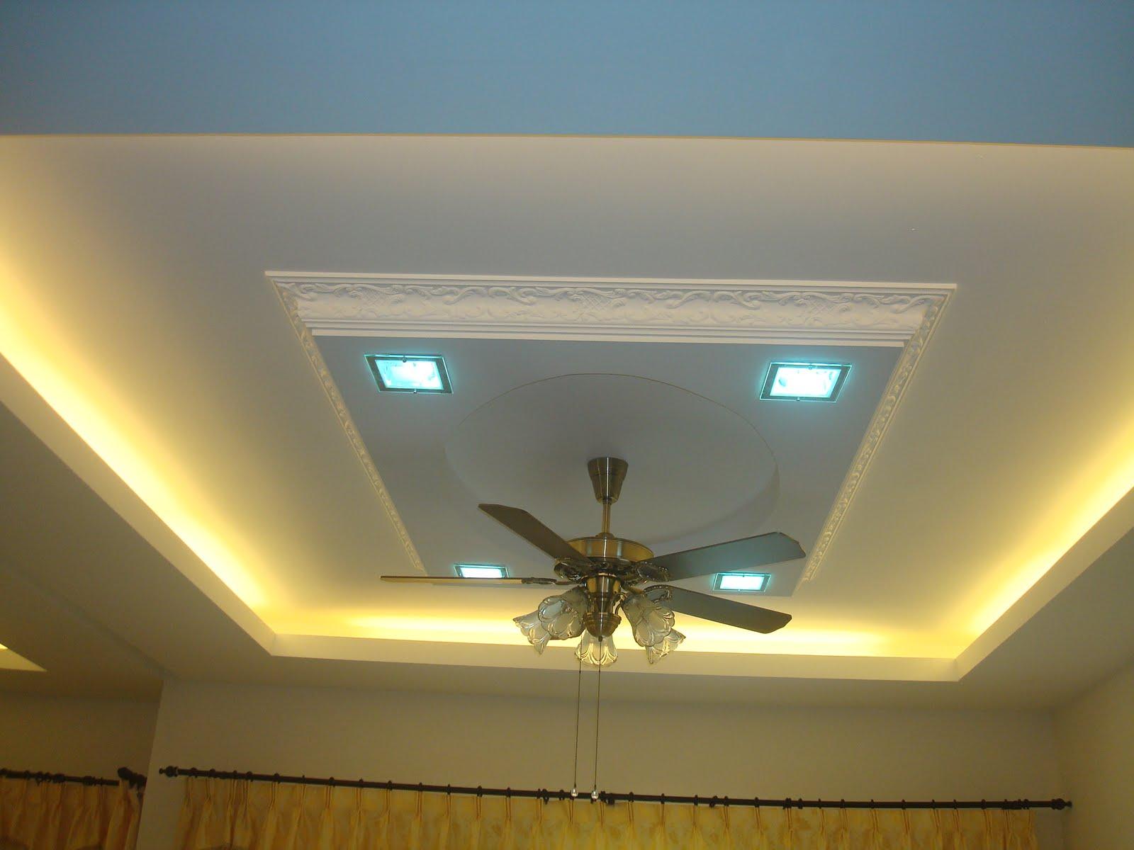 Hana Design Amp Construction Plaster Ceiling