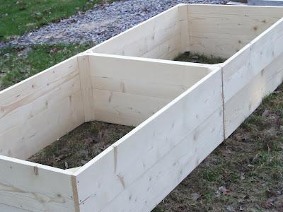Unika Husprojekt Drömhus: Bygg egna pallkragar! PM-91
