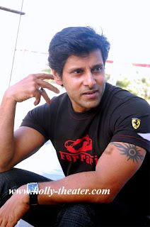 vikram's interview on raavanan