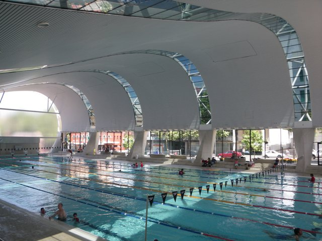 Swimming Pool Stories Ultimo S Curvaceous Complex