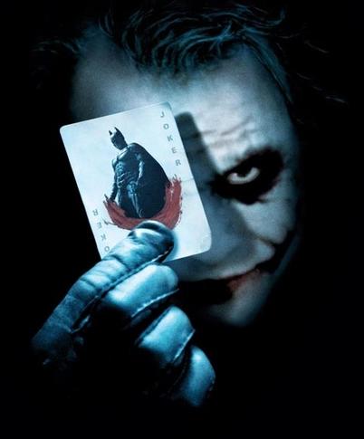 Kita Pelajari Kata Kata Dari Joker Di Film Batman The Dark