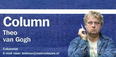 Theo van Gogh: Metro