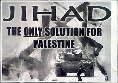 Jihad poster