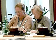 OSCE — Nov 5 2009 — Elisabeth Sabaditsch-Wolff and Astrid Meyer-Schubert