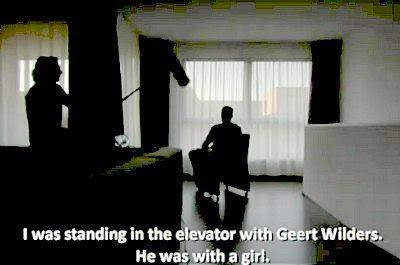 Wilders movie — anonymous informant
