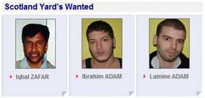 Scotland Yard's Wanted #2