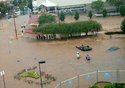 Toowoomba flood, 2011
