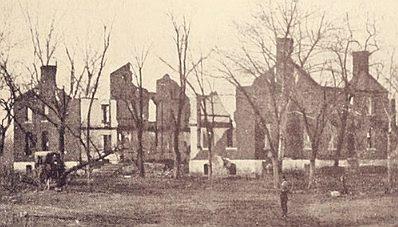 Chancellorsville Ruins #1