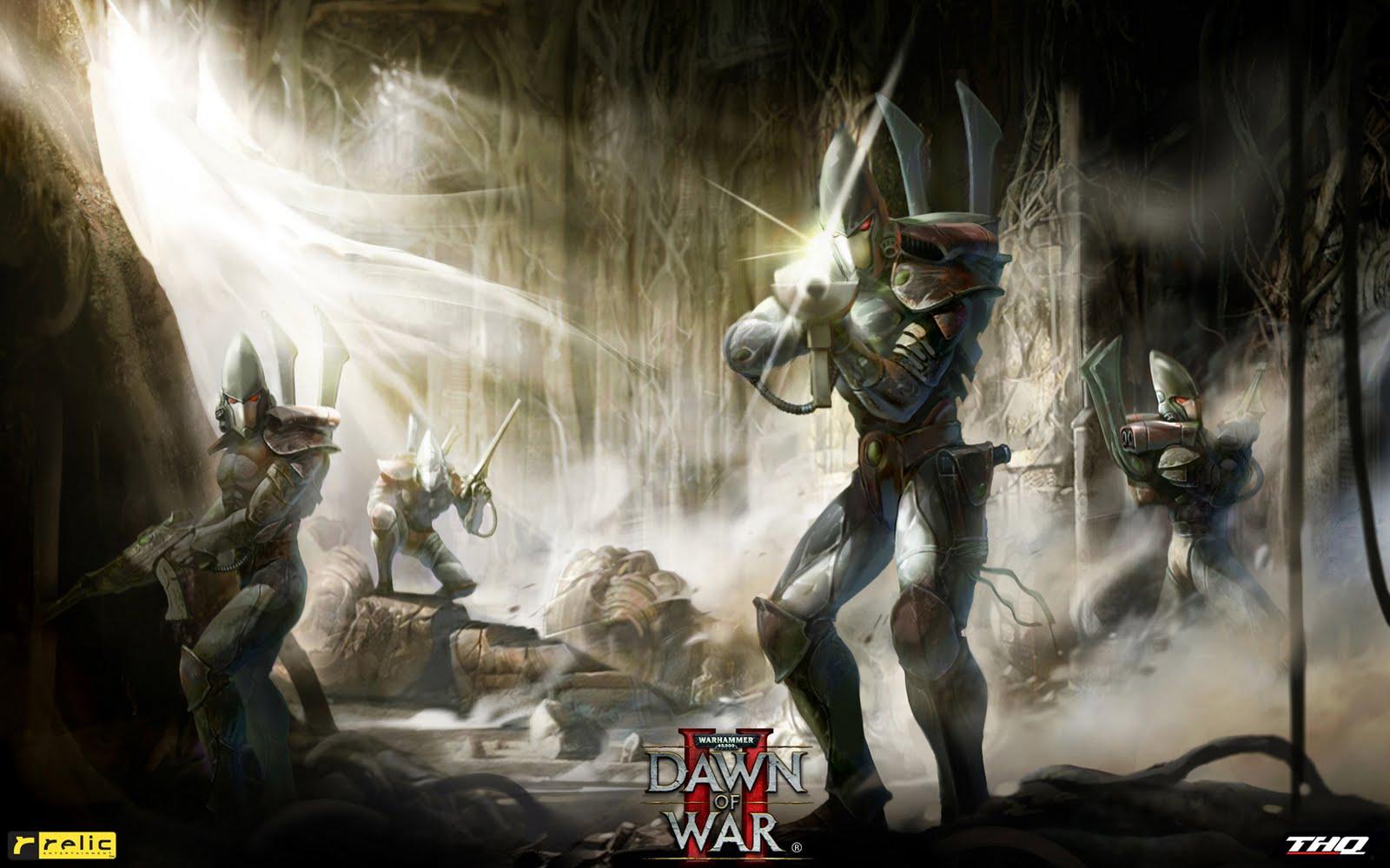 Warhammer 40k Dawn of War 2 Free Download Games