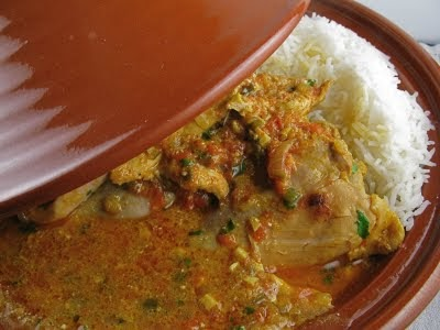 Food Amp Culture Gabon Nyembwe Chicken With Palm Nuts Sauce