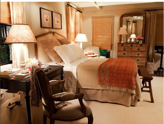The Master Bedroom From It S Complicated Nothing Like Light Blue Nancy Meyers Sleeps In At Night