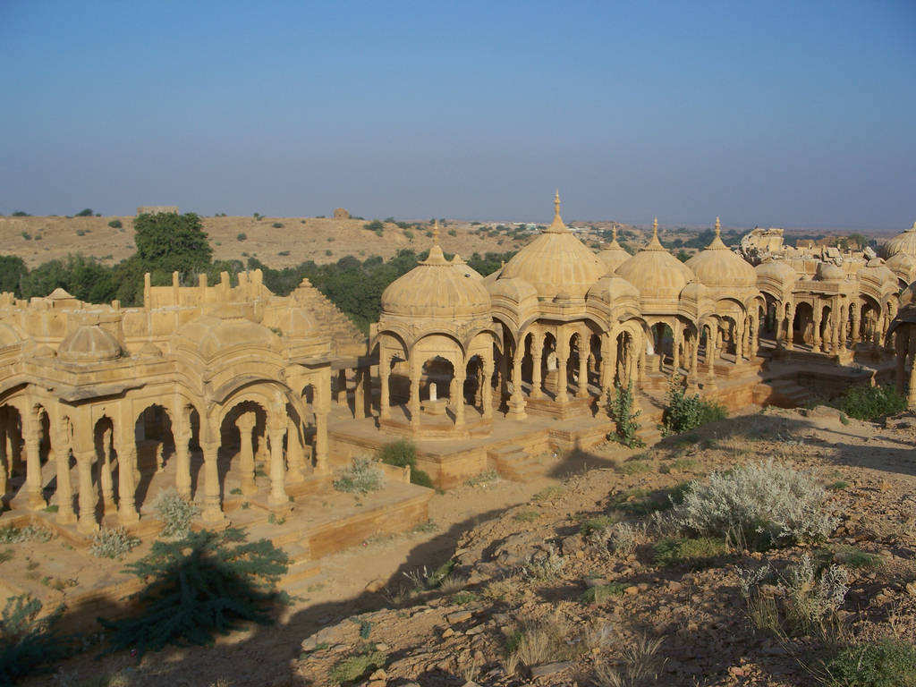 Jaisalmer Fort - The Golden Fort of India