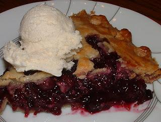America S Test Kitchen Blueberry Pie With Frozen Berries