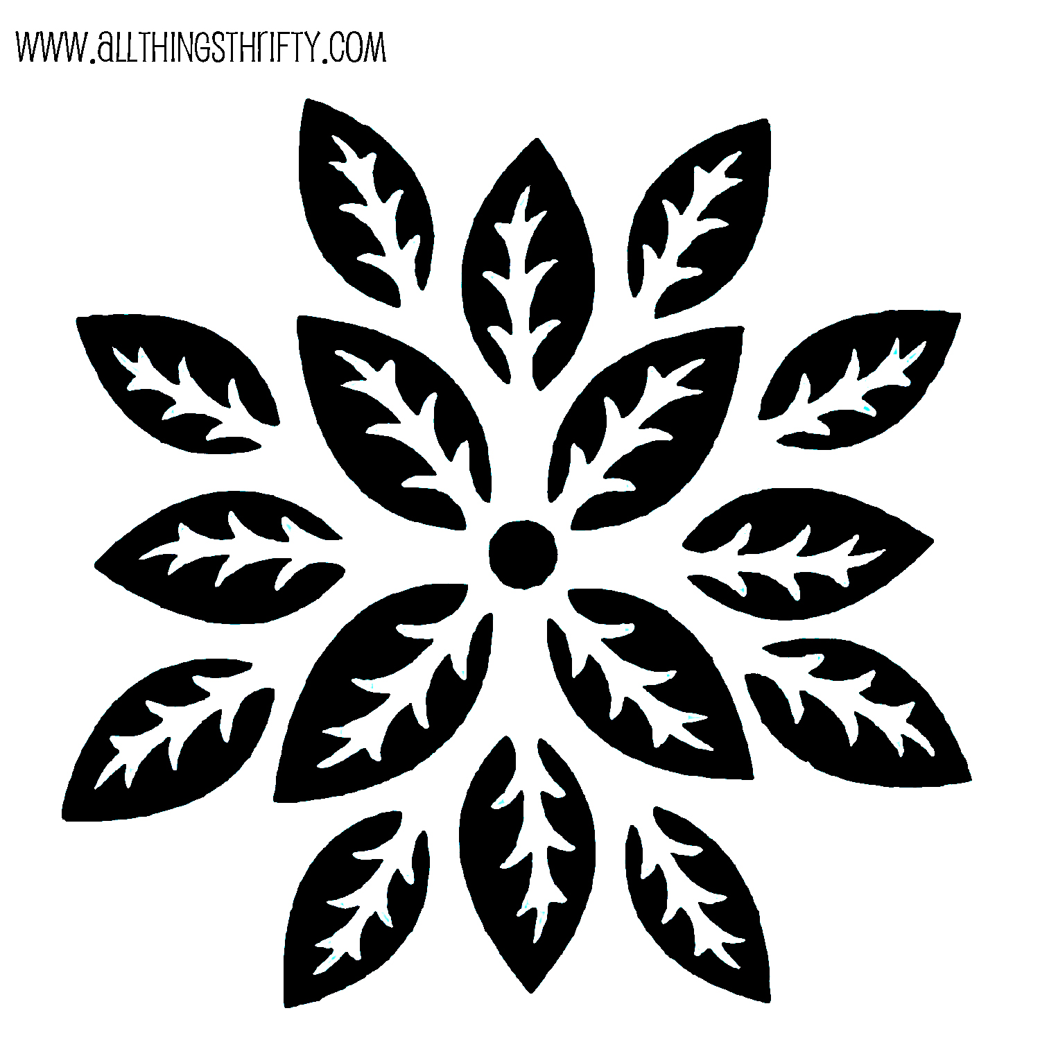 Stencil patterns just for you!