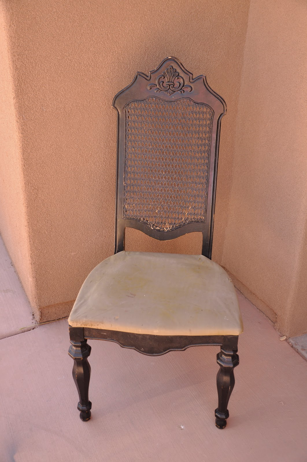 Hand Chairs Wedding Chair Decorations Diy Second Furniture Can Be Great For Re Purposing