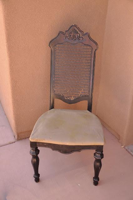 sandalyeden-çerçeve -yapımı