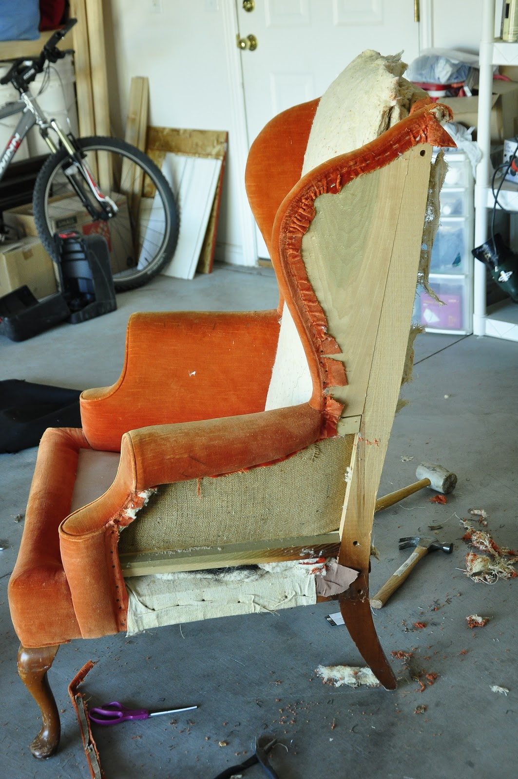 upholstering a chair leveraged freedom all things thriftys top 10 upholstery tips radica