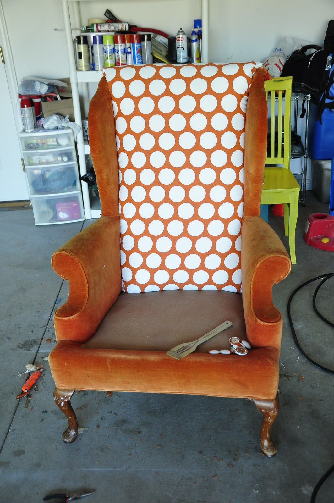 wingback chair upholstery ideas dining table with 6 chairs uk top 10 tips all things thrifty