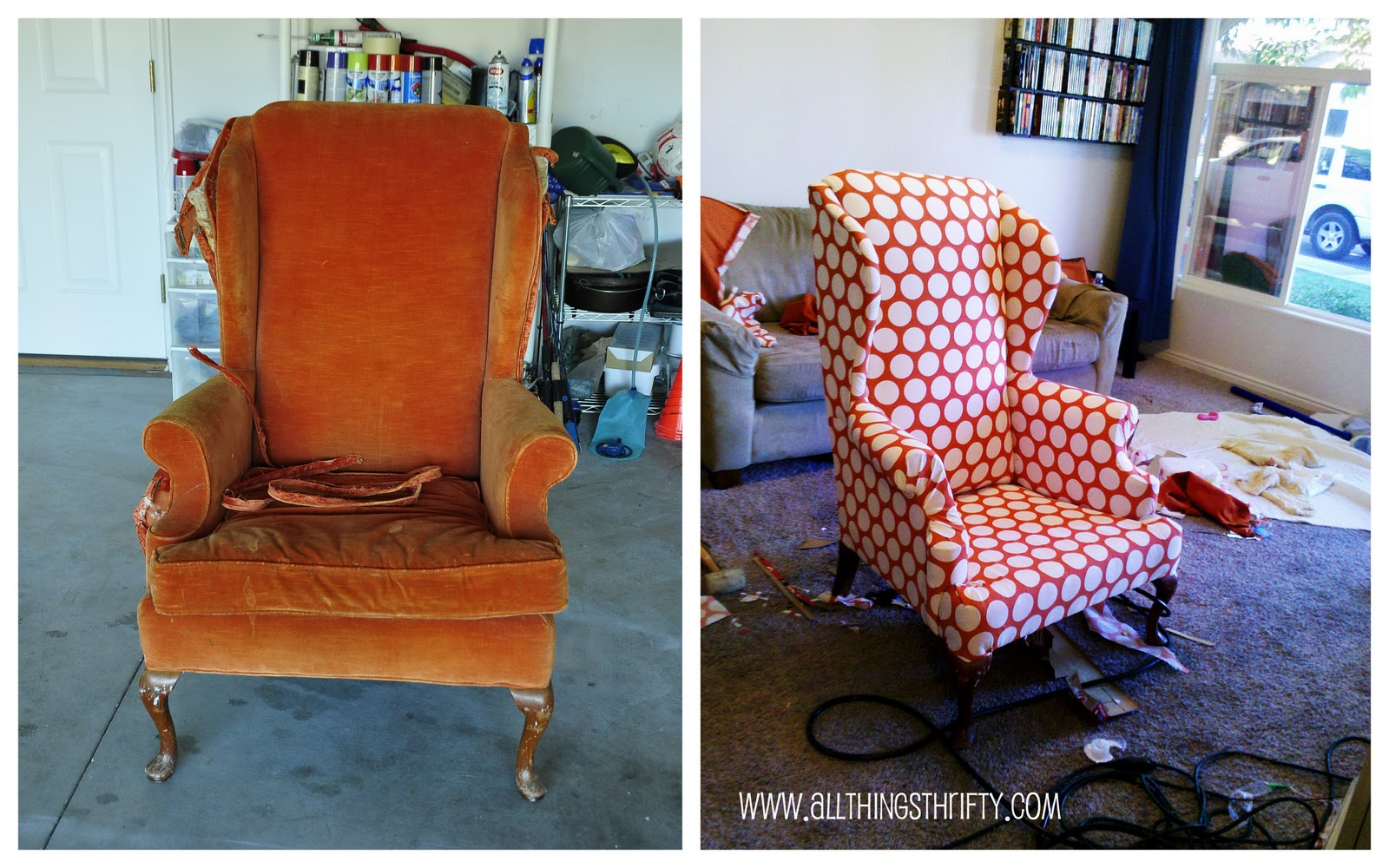 Reupholster Chair Top 10 Upholstery Tips