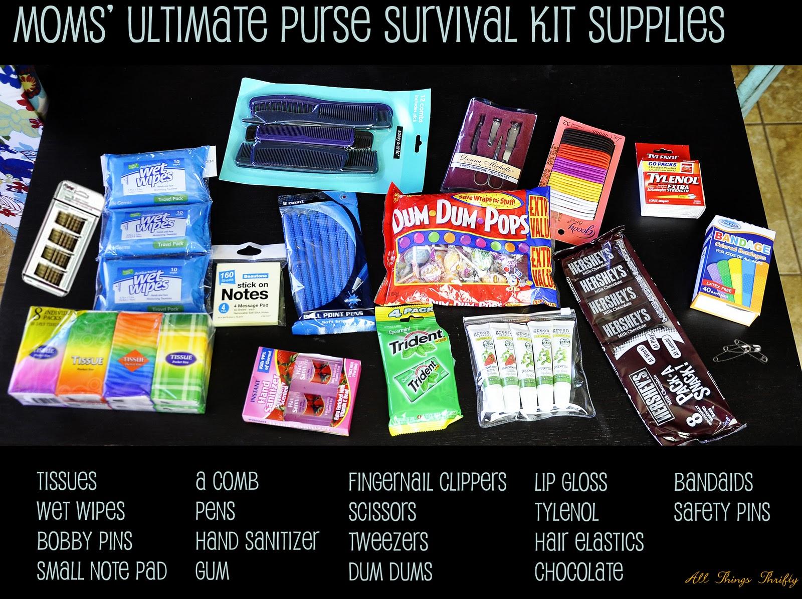 Mom Survival Kit 7