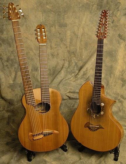 guitar blog nylon string acoustic double neck. Black Bedroom Furniture Sets. Home Design Ideas