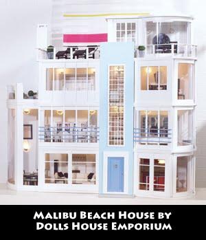Dream Dollhouses: So you want a modern dollhouse
