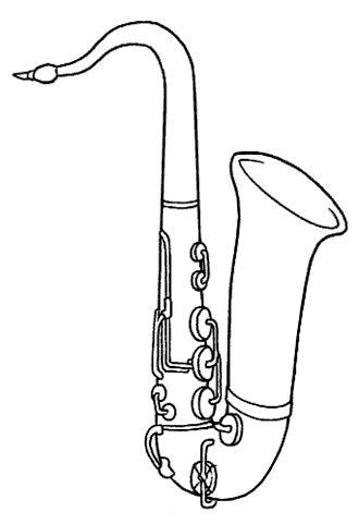 Juegan Aprenden Y Se Divierten Saxofón