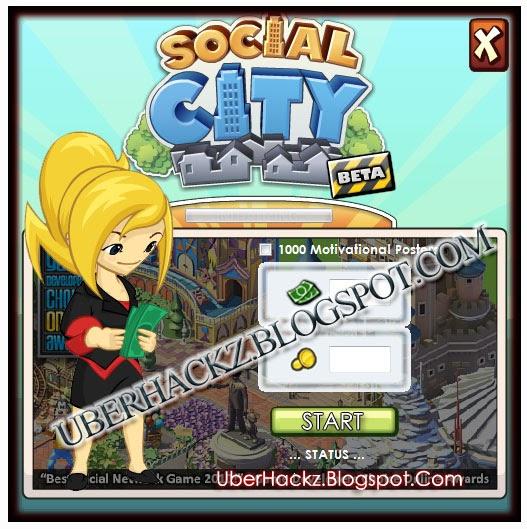 Uber-Hackz.Blogspot.Com: SOCIAL CITY