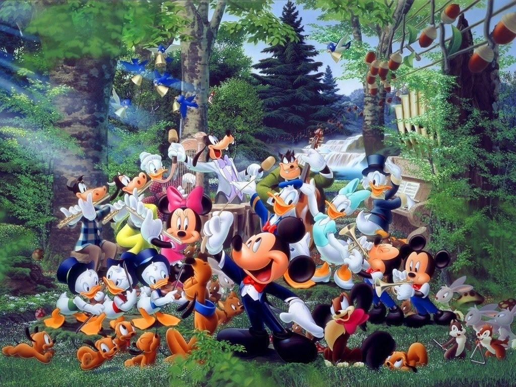 Animasi Kartun Disney Bergerak Kolek Gambar