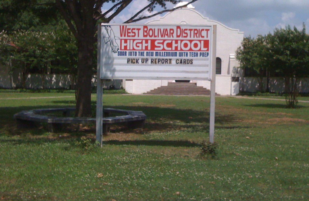 High School Rosedale Ms