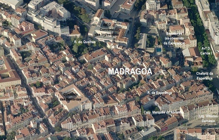 bairro da madragoa lisboa mapa ISEG et ses environs: Madragoa, a nossa vizinha da frente bairro da madragoa lisboa mapa