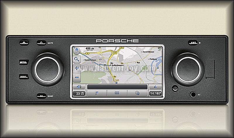 blog auto new porsche classic radio navigation system. Black Bedroom Furniture Sets. Home Design Ideas