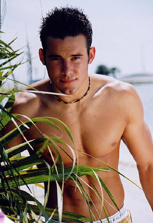 Underwear Male Model  Jake Campione