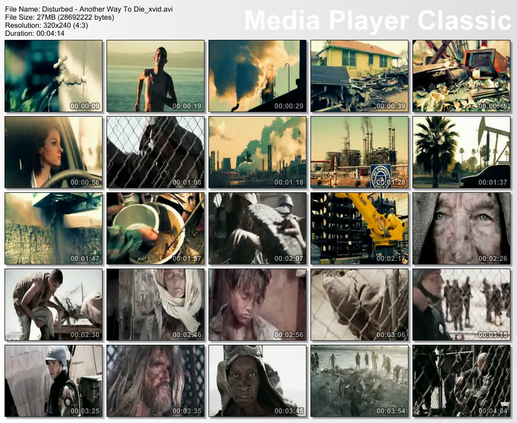 Disturbed another way to die free music download.