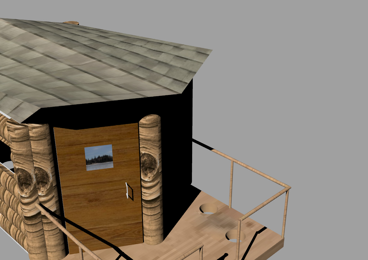 bahirs design engineering portolio: Ice Shanty