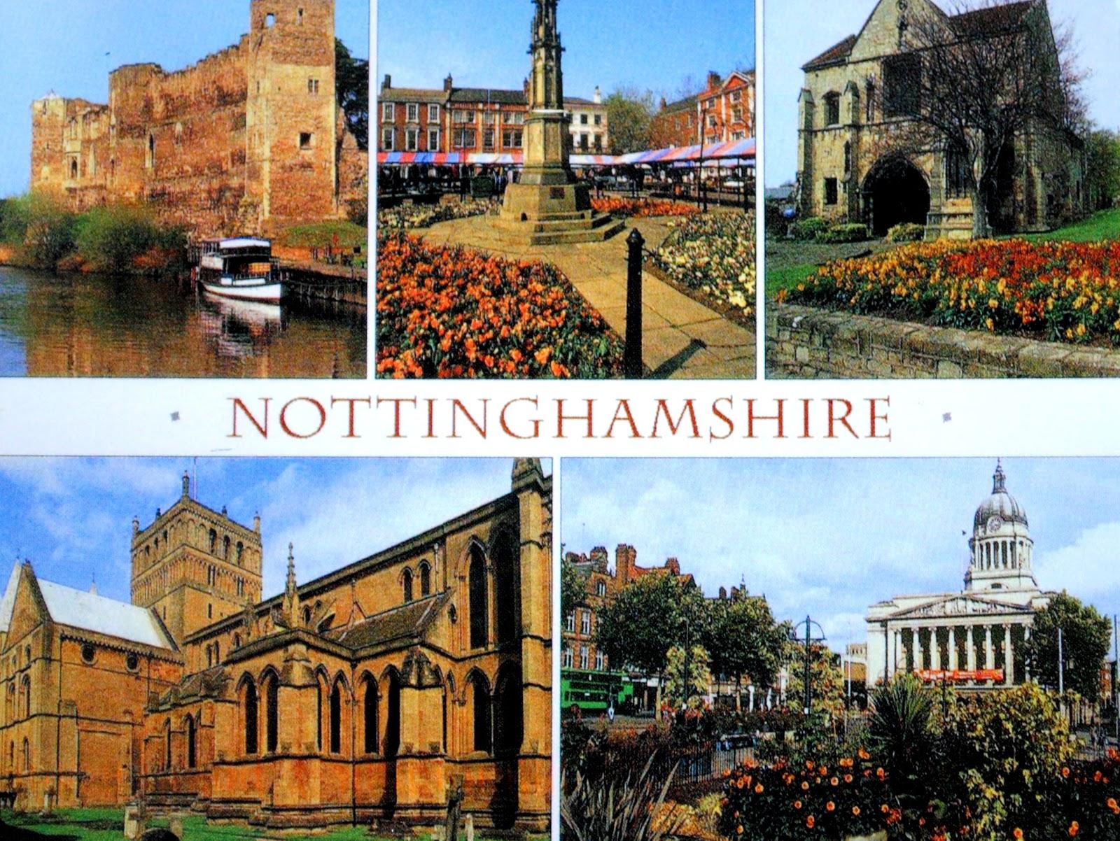 hrabstwa w Anglii