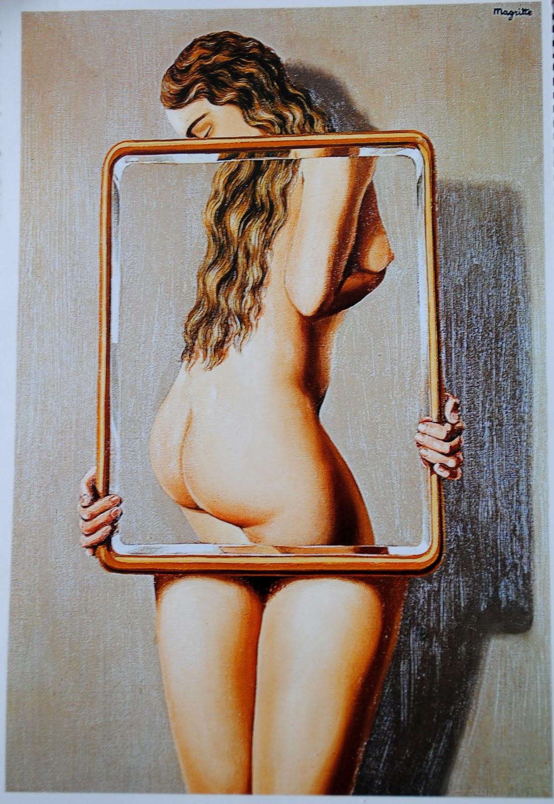 obraz nagiej kobiety