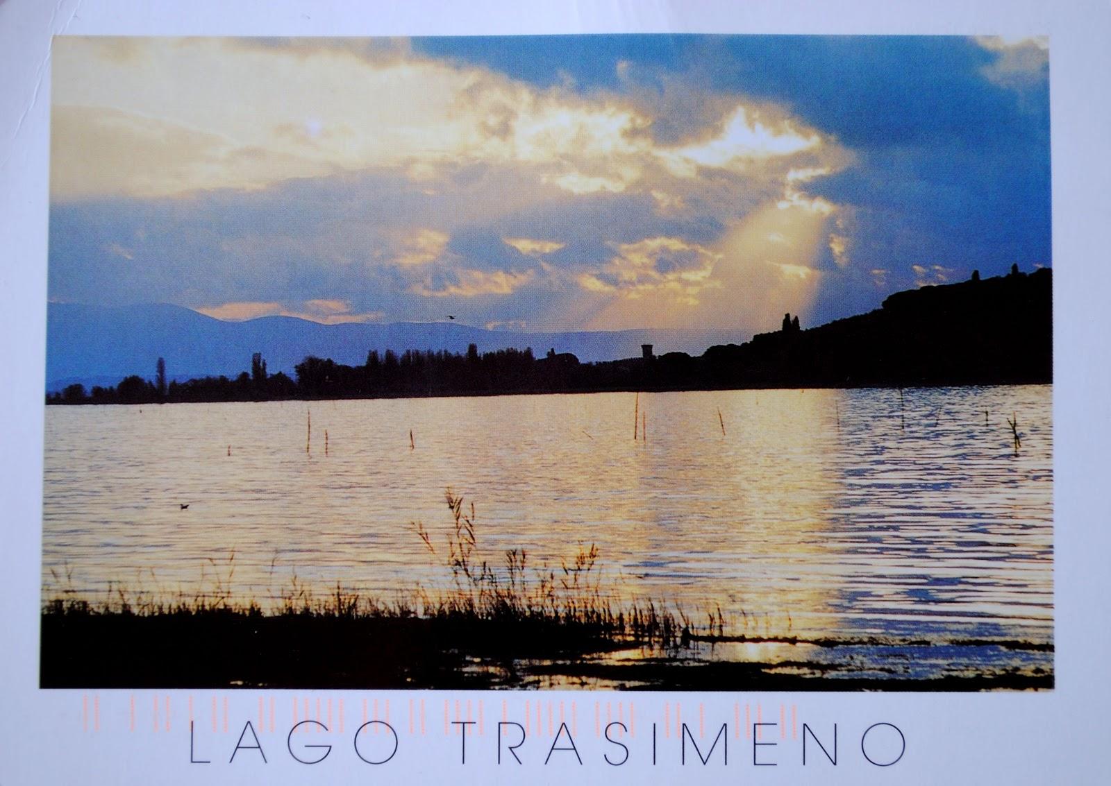 jezioro trazimeńskie włochy