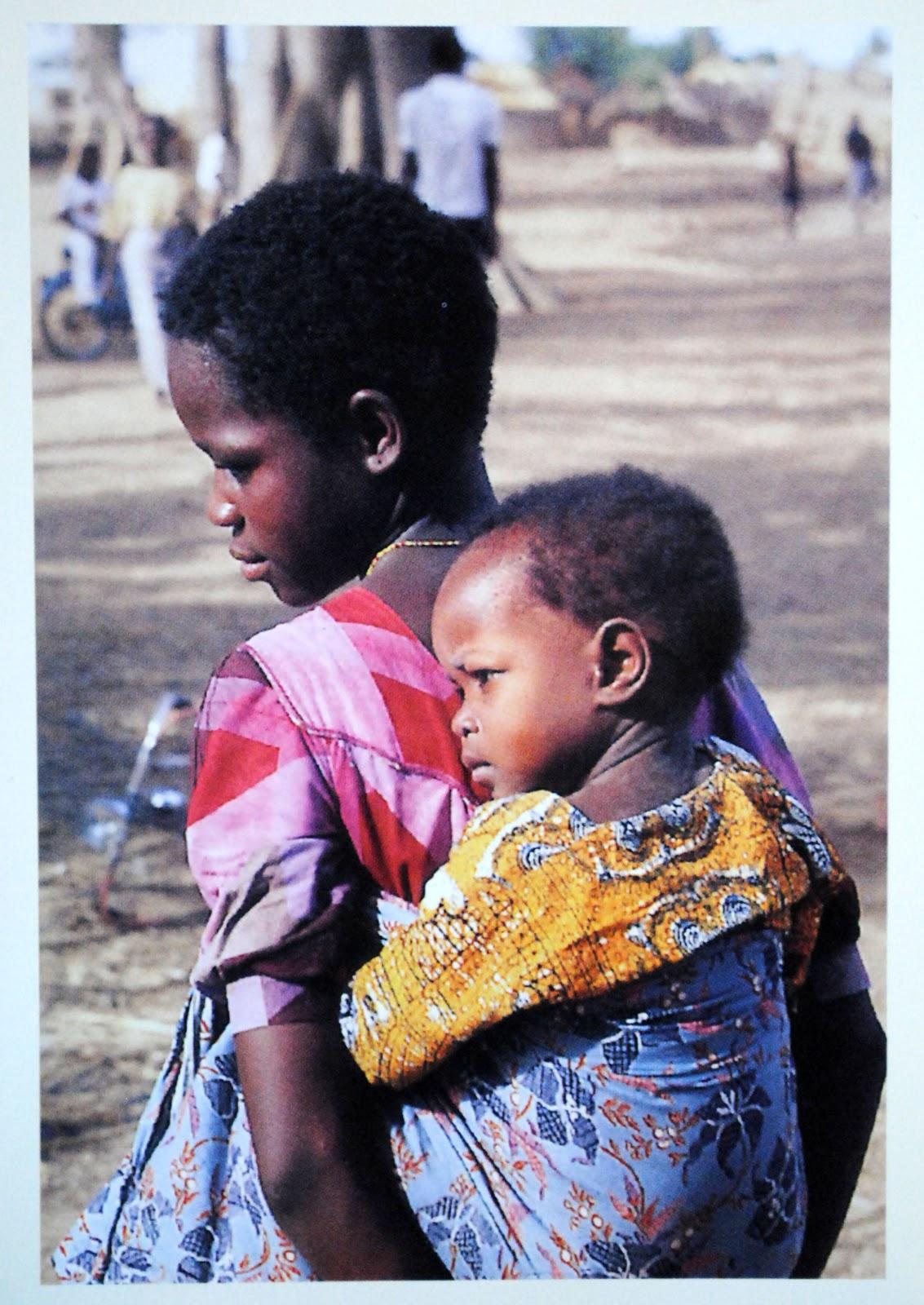afryka dzieci
