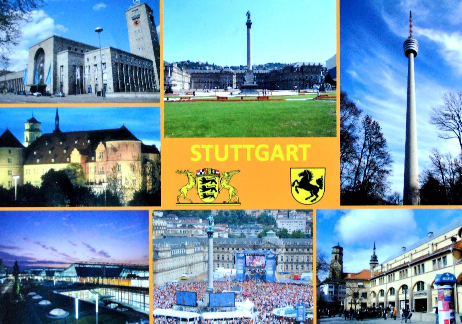 niemcy stuttgart