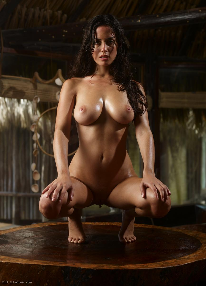 Naked Slave Sale-9295